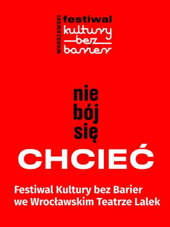 14.10.2017 <br> 5.Festiwal Kultury bez Barier <br> we Wrocławskim Teatrze Lalek